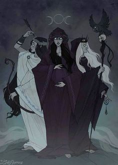 Want to discover art related to witch? Check out inspiring examples of witch artwork on DeviantArt, and get inspired by our community of talented artists. Character Art, Character Design, Greek Mythology Art, Celtic Mythology, Arte Obscura, Goddess Art, Hecate Goddess, Moon Goddess, Artemis Goddess