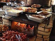 Resultado de imagem para restaurantes com fogão de lenha