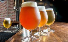 Uma exposição sobre a história da cerveja faz parte da programação