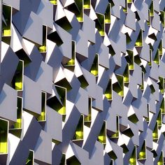 Q-Park Charles Street ( the Cheese Grater  ), Sheffield England  by Allies & Morrison Architects  via flickr