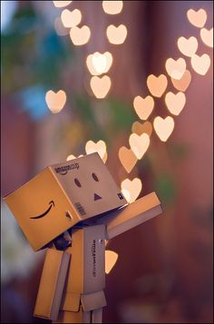 Danbo love♥ http://www.habitatapartments.com/