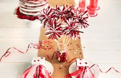 All the fun without the flames! Celebrate Canada with fun DIY sparkler wands in festive red and white. Canada Day, Sparklers, Wands, Red And White, Gift Wrapping, Concept, Crafty, Fun, Scrapbooking