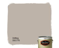 Dunn-Edwards Paints paint color: Drifting DEC770 | Click for a free color sample #DunnEdwards