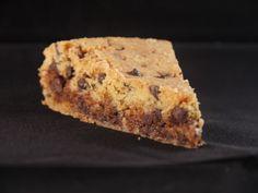 Cookie géant fourré au caramel beurre salé