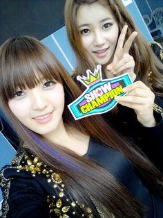 ChanMi and YuNa