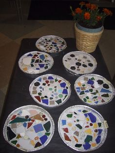 homemade stepping stones | Stepping Stones