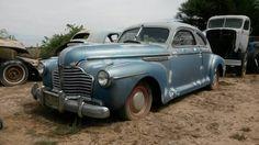 1941 Buick Sedanette