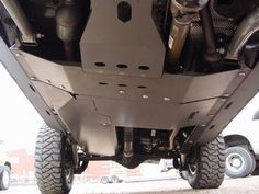 Protecting your jeep's undercarriage
