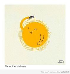 I love doodle