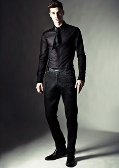 this Selim de Somavilla fw14 pant is a must have for me. The texture of the pant is beyond cool.