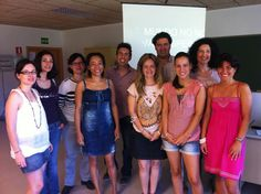 Curso de #Marketing de FADE en #Gijón  17-7- #2012