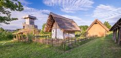 Historický park - středověk - Tachov Park, Museums, Medieval, Trips, Castle, Fantasy, House Styles, Moth, Time Travel