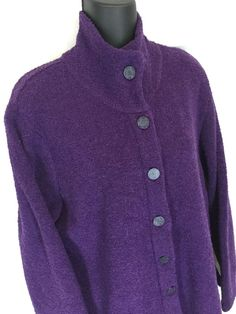 HIGHLAND HOME INDUSTRIES Aran Fisherman Ladies Sweater size Small ...