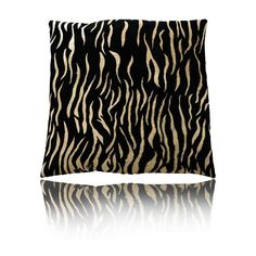 Make a wild statement in your home by adding animal print cushions. CUSHION Zebra Bold 55×55