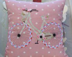 Bicicleta almohada cubierta/cojín tapa/Cath por TanusOriginals