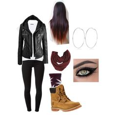 Timberland outfit for girls