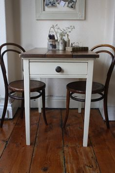 Pair of Original Bentwood Cafe Chairs by ArthurandEde on Etsy