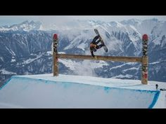 2015 Burton European Open Slopestyle Finals Highlights - YouTube #BEO15 #Snowboarding #Burton