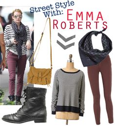 Emma Robert style