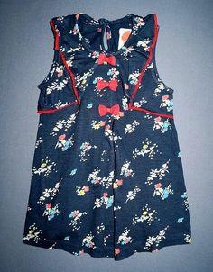Next Tunika aus Baumwolle Gr. 86 5,00 http://www.littlesister.at/mädchenkleidung/blusen-shirts/86-92/