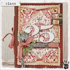 SCRAPBOOK GENERATION: guest teacher tammy tutterow classes!