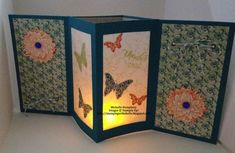 Creative Elements Lantern by stampingshelle - Cards and Paper Crafts at Splitcoaststampers