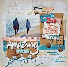 Amazing Days *American Crafts* by Madeline @2peasinabucket