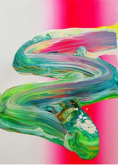 some amazing paintings from spanish artist Yago Hortal.