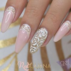 From general topics to more of what you would expect to find here, nail-art-stickers. 3d Nail Art, Nail Arts, Nail Art Rhinestones, Rhinestone Nails, Beautiful Nail Art, Gorgeous Nails, Bridal Nails, Wedding Nails, Cute Nails