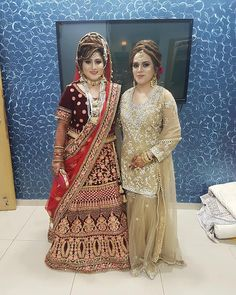 cd708d28c4 Stunning bride s sister get your desire look only at Sara Makeup Studio  Book your appointment now.