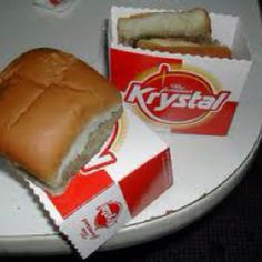 Krystal burgers located in the French Quarter is a must prior to heading to your hotel at 2:00 am.
