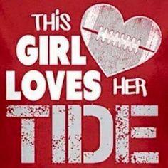 Let the tide roll. Roll Tide Football, Sec Football, Crimson Tide Football, Alabama Crimson Tide, College Football, Football Sayings, Alabama Football Quotes, Football Jokes, Auburn Football