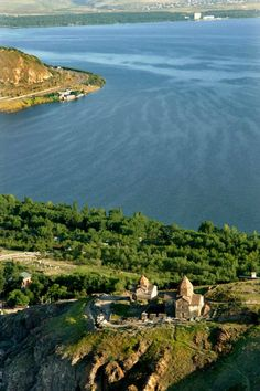#1. c. Armenia contains many rivers and lakes the largest river is known as Araks its major tributaries are the Akhurian, Kasagh, Hrazdan, Azat, Arpa, Vortan and Voghdji rivers. In the northwest part the largest rivers are Debed and Aghstev and the smaller include Dzoraget and Pambak. There are 100 small mountain lakes in Armenia which are not very known, a large lake is known as Lake Sevan which is the picture i have chosen.