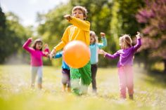 10 Fun, Old-Fashioned Ball Games