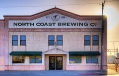 North Coast Brewing, Fort Bragg, CA