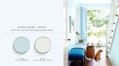 10 Classic Paint Palettes For a Ralph Lauren-Inspired Home Colorful Wallpaper, Fabric Wallpaper, Wall Colors, House Colors, Colours, Ralph Lauren Paint Colors, Domaine Home, Trending Paint Colors, Favorite Paint Colors