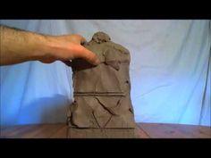 le buste en sculpture Sculpture Techniques, Ceramic Techniques, Sculptures Céramiques, Art Sculpture, Pottery Videos, Paperclay, Body Sculpting, Doll Face, Face And Body