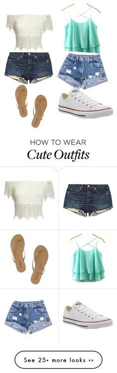 """cute outfit for whatever"" by kinleeluvscheer on Polyvore"