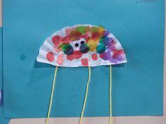 Beautiful Chaos: Preschool: J is for Jellyfish