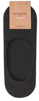 Mango Outlet Invisible socks pack