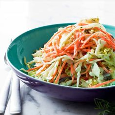 Coleslaw asian style Cole Slaw, Asian Style, Foodies, Cabbage, Vegetables, Ethnic Recipes, Coleslaw Salad, Coleslaw, Veggies