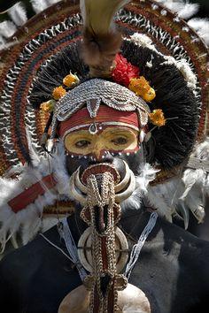 Papua New Guinea-Wewac dance