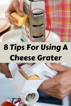 Using a cheese grater allows you to prepare cheese for use in recipes or atop your favorite foods. The biggest problem when using a cheese grater, especially a box grater, is that the repetitious motion of running the cheese back and forth across its surface, which can leave you worn out.