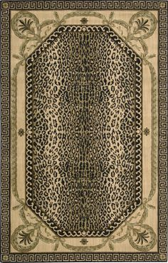 Nourison Grand Parterre Collection X Area Rug, Multi Complimentary Color Scheme, Inviting Home, Transitional Rugs, Custom Rugs, Window Coverings, Traditional Design, 5 S, Animal Print Rug, Fashion Forward