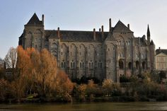 ✅ Abbaye Saint-Pierre de Solesmes (Sarthe)