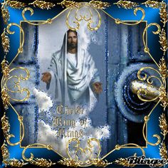 Jesus, king of kings   Jesus Christ King of Kings Picture #132260492   Blingee.com