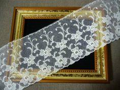フランスアンティークレース3送込 Antique lace ¥2000yen 〆04月16日