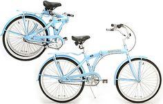 Various Large Wheel Folding Bikes : See TreeHugger article