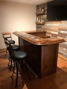 Bar Top Kits In 2020 Bars For Home Basement Remodeling Home Bar Designs