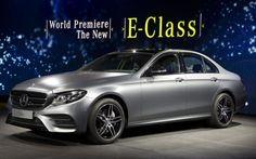 Mercedes E-Serisi 1.6 Motor Seçeneği İle Ülkemizde!